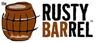 The Rusty Barrel Logo